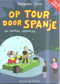 Barbara Stok: Op tour door Spanje