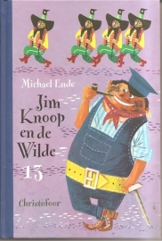 "Ende, Michael: ""Jim Knoop en de Wilde 13""."