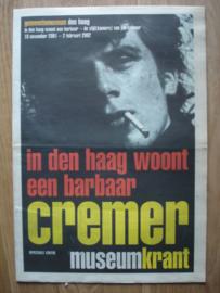 Jan Cremer Museumkrant