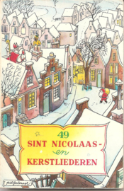 Gertenaar, Piet: 49 Sint Nicolaas- en Kerstliederen
