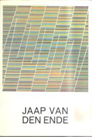 Ende, Jaap van den: catalogus Galerie Nicolas