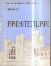 Bock, M.: Nederlandse architectuur 1893-1918