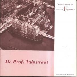 Vereniging Vrienden van Stadsherstel: De Prof. Tulpstraat