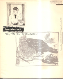 Mankes, Jan: Prenten en tekeningen