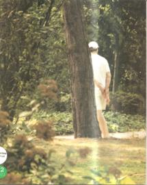 Kraan, Helena van der: Wandelen in het Arboretum Trompenburg