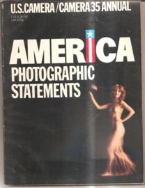 America Photographic Statements