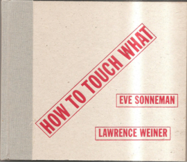 Sonneman, Eve: How to touch