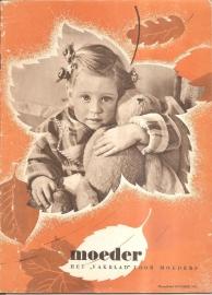 Moeder: het vakblad voor moeders; october 1947