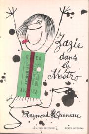 Queneau, Raymond: Zazie dans le métro