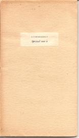 Speciaal voor U 1965 (gesigneerd door S.C.)