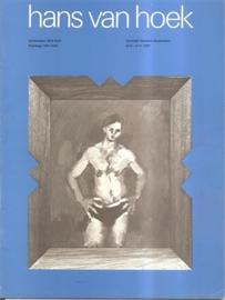 """Catalogus Stedelijk Museum 624: """"Hans van Hoek"""""""