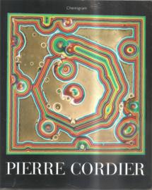 Cordier, Pierre: Chemigram (2 x gesigneerd!)
