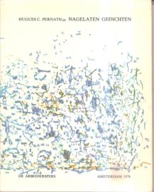 Pernath, Hgues C.: Nagelaten gedichten