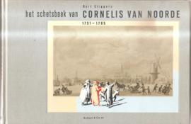 Sliggers, Bert: Het schetsboek van Cornelis van Noorde 1731 - 1795 (gereserveerd)