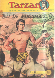 Tarzan nr. 31: Bij de Mugambi's