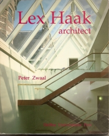"Zwaal, Peter; ""Lex Haak architect""."