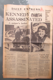 Daily Express; november 23, 1963
