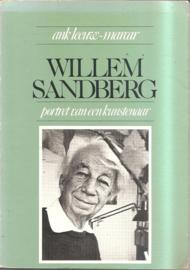Sandberg, Willem: Portret van een kunstenaar