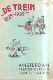 De trein 1839 - 1939
