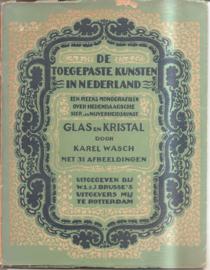 Wasch, Karel: Glas en kristal