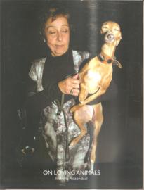 Rozendaal, Isabella (gesigneerd, met opdracht): On loving animals