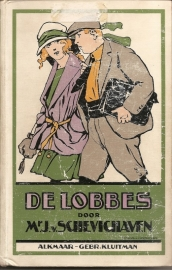 """Ivans (J. van Schevichaven): """"De Lobbes""""."""