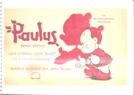Paulus de Boskabouter: derde deeltje (privé-uitgave)