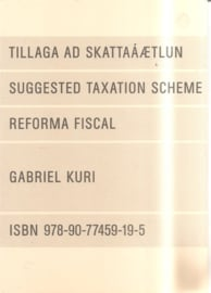 Kuri, Gabriel: Suggested Taxation Scheme