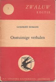 Bomans, Godfried: Onstuimige verhalen