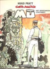 """Corto Maltese: """"Mû Het verzonken continent"""""""