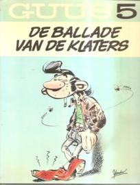 Guus 5: De ballade van de Klaters