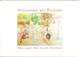 Hermkens, Harrie: Vrouwen en Bomen (gesigneerd)
