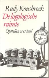 Kousbroek, Rudy: De logologische ruimte
