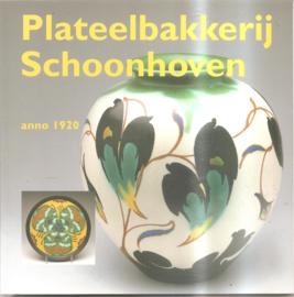 Jonge, Leendert de: Plateelbakkerij Schoonhoven