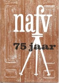 NAFV 75 jaar.