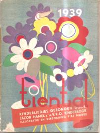 Tiental kinderliedjes 1939