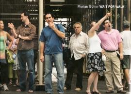 """Bohm, Florian: """"Wait for Walk""""."""
