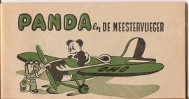 """Panda: """"Panda en de meestervlieger""""."""