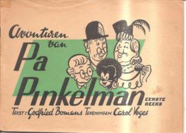 Pa Pinkelman eerste reeks