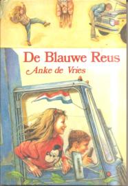 Vries, anke de: De Blauwe Reus