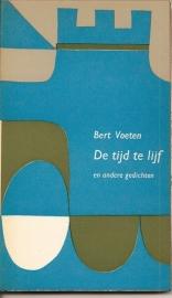"""Voeten, Bert: """"De tijd te lijf""""."""