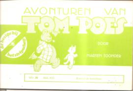 Tom Poes (Bezige Bij / Stripschap) MV 38: Kwetal de Breinbaas