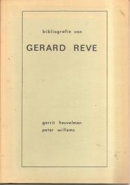 """Reve, Gerard (over -): """"Bibliografie van Gerard Reve""""."""