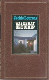 """Lourens, Jackie: """"Was de kat getuige?"""