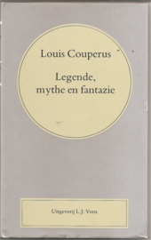 Couperus, Louis: Legende, mythe en fantazie