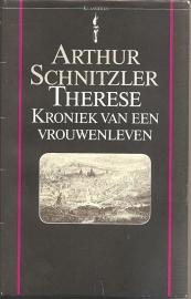 """Schnitzler, Arthur: """"Therese. Kroniek van een vrouwenleven""""."""