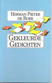Boer, Herman Pieter de: Gekleurde gedichten