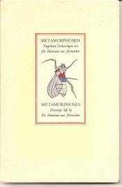 """Herwerden, dr. Marianne van: """"Metamorphosen""""."""