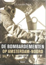 Pauw, J.L. van der: Bombardementen op Amsterdam-Noord
