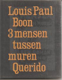 Boon, L.P.: Drie mensen tussen muren